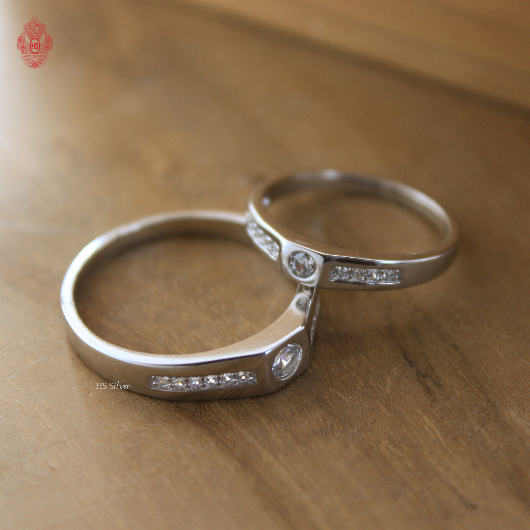 ALLURE COUPLE RING