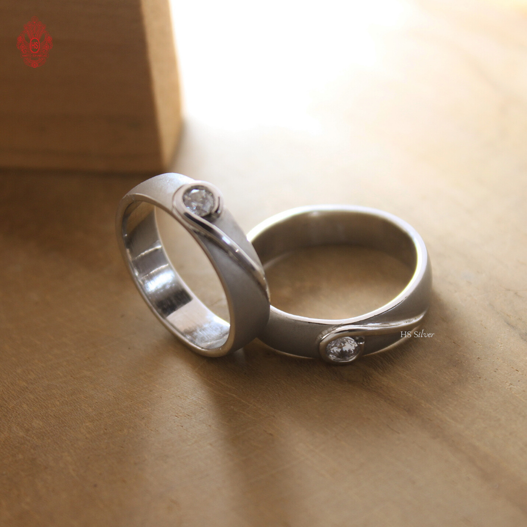 AMORE COUPLE RING