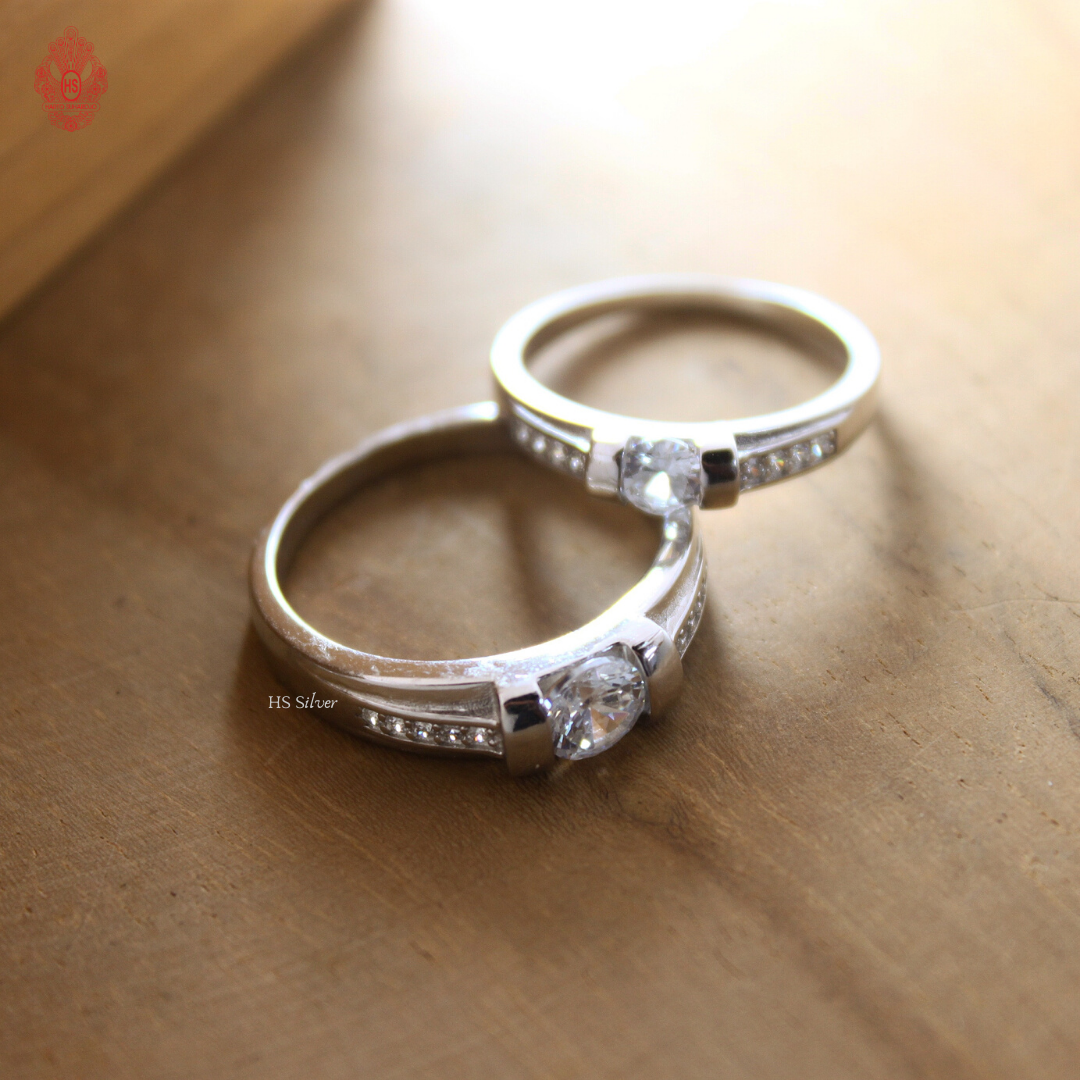 MIRACLE COUPLE RING